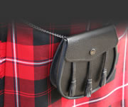 Gannaway Pipe Bag with Zipper & Rubber Collars - Medium | Pipe Bags