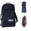 BandPack Backpack Travel Case - Black